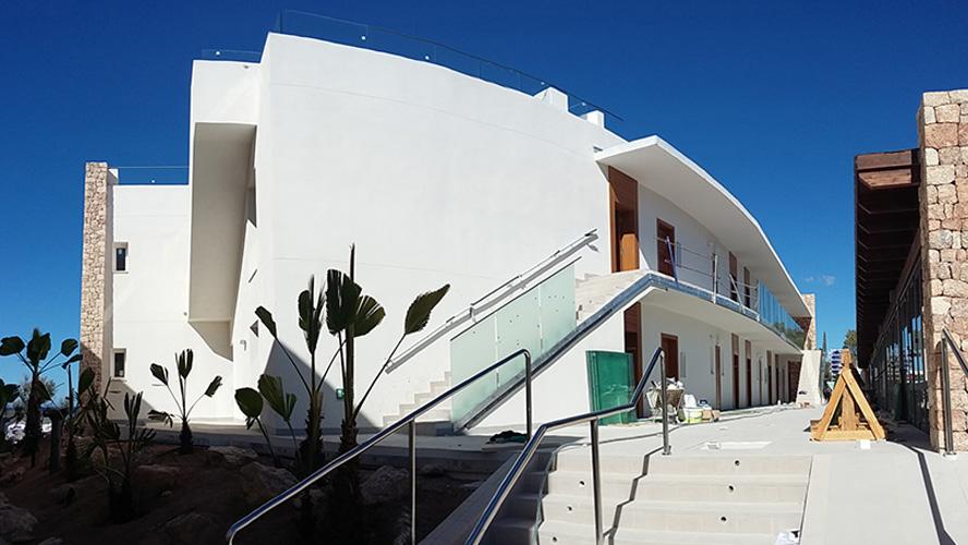 Ampliación del Hotel Sirenis Club Aura Premium, Ibiza